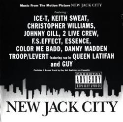 New Jack City - Soundtrack - Front