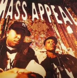 Gang Starr - Mass Appeal - Capa