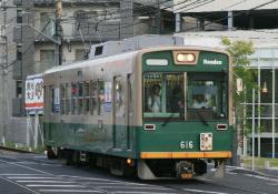 山ノ内~太秦天神川間(2008.8.17)