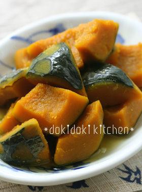 かぼちゃのはちみつ煮