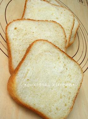 毎日の食パン