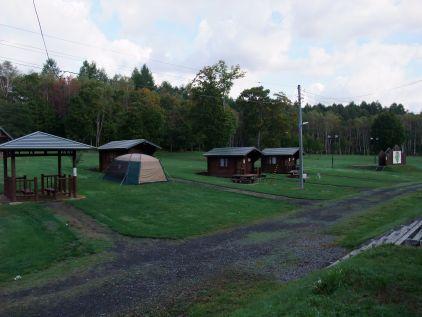 蘭越キャンプ1