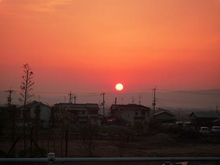 4-13  夕陽