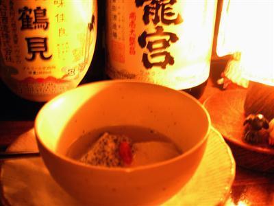 杏仁豆腐①