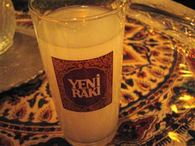 トルコの酒 ラッキー シングル