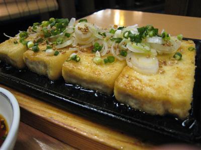 韓国焼豆富