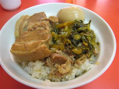 魯肉飯(るーろーはん)