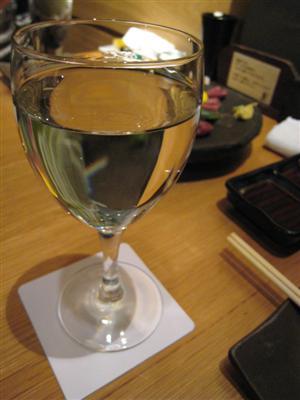 なんか日本酒