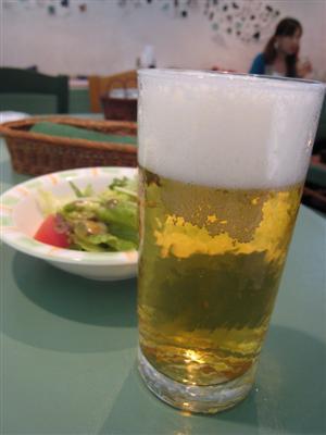 そらーグラスビール