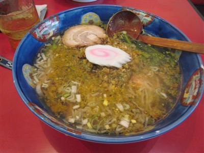 餃子ラーメン(塩)