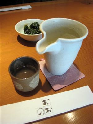日本酒は「田村」うますぎる!!!