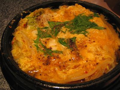 オモニのチゲ鍋(小)