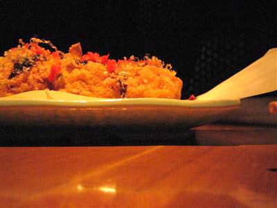 豆腐のたこ焼き