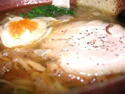 あってり麺②