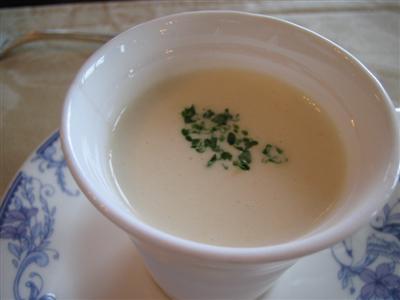 一口スープ