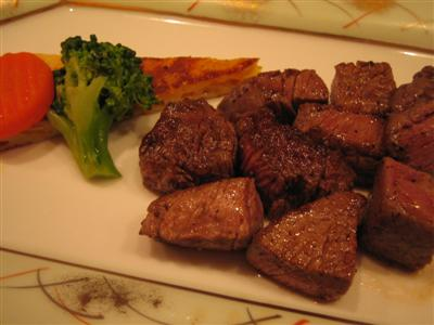 ステーキ国産牛①