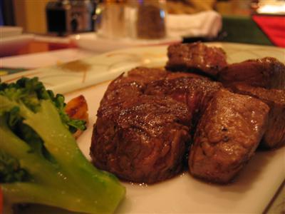 ステーキ国産牛②