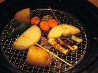 和'sの焼野菜盛り合わせ