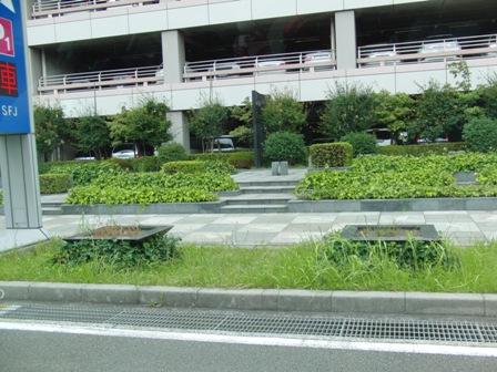 7.23羽田空港駐車場前