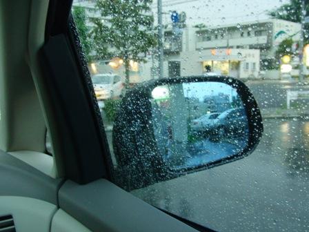 7.29突然の雨