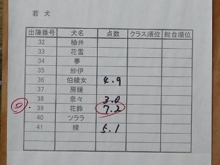 2012.4.1 獣猟競技点数表