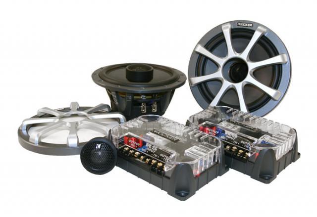 KICKER(キッカー)RS65.2 セパレートスピーカー