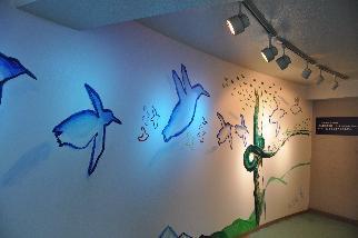 旭山動物園ペンギン館