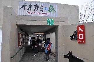 旭山動物園オオカミ館