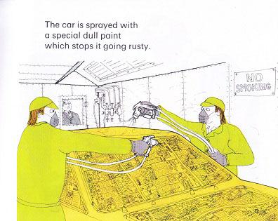 「Making a Car」その4