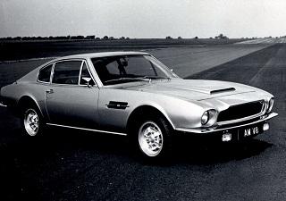 Aston Martin V8(1973)その1