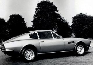 Aston Martin V8(1973)その2