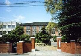 西南学院の赤煉瓦チャペル(現西南学院大学博物館)