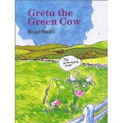 GRETA THE GREEN COW