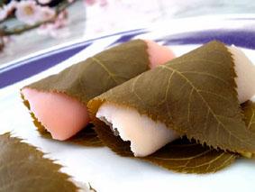 桜餅 関東風