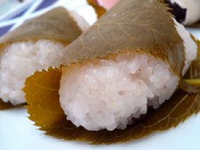 桜餅 関西風