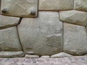 インカの石組みblog01