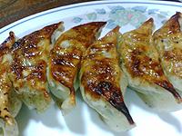 辛麺屋桝元の餃子♪