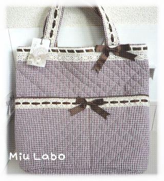 素敵なバッグ♪