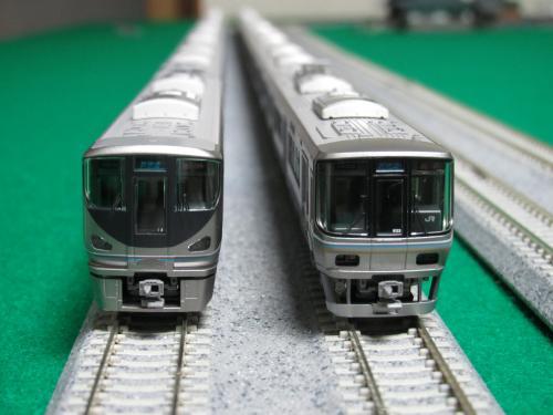 225系と223系2000番台