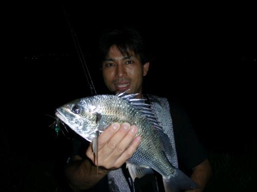 2008.8.9淀川キビレ1