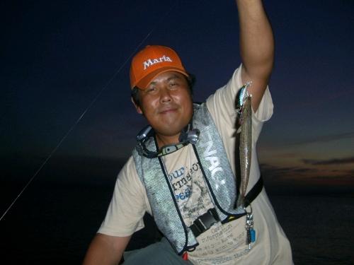 2008.8.14泉南カマス