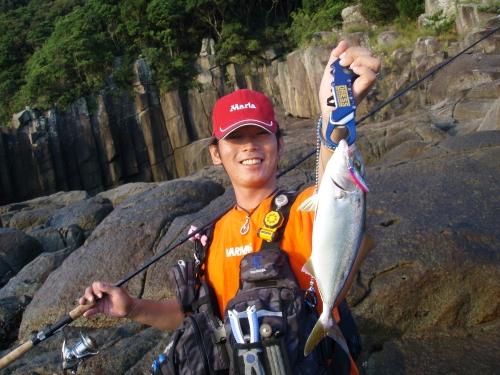 2008.8.24熊野ライトショアジギング1