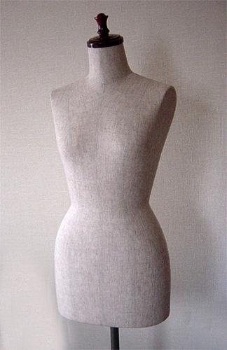 20060416キイヤ 芯地張婦人ボディ