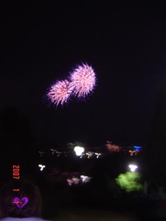 20070101元旦花火②