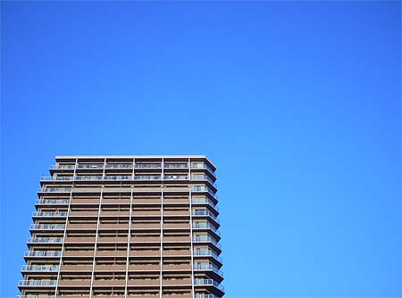 20081028高層マンション