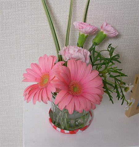 20081106部屋花