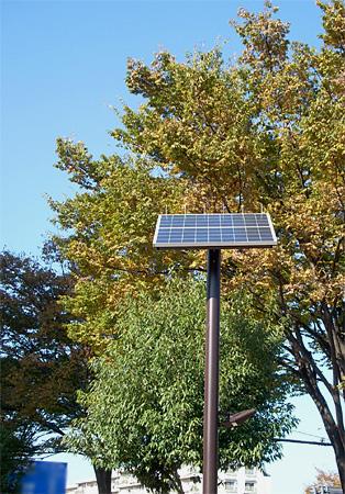 20081113太陽光発電①