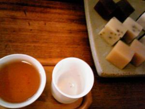 「午後のお茶」徳也茶喫(台湾)