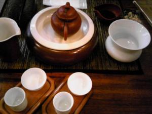 「茶器セット」徳也茶喫(台湾)