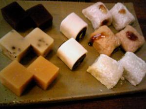「お菓子」徳也茶喫(台湾)